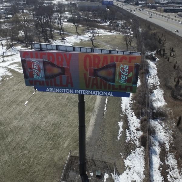 Billboard - Arlington Heights