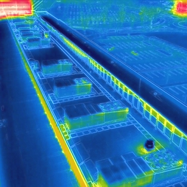 Thermal Roof Inspection