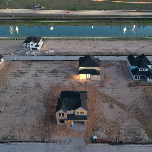 Multi House New Subdivision