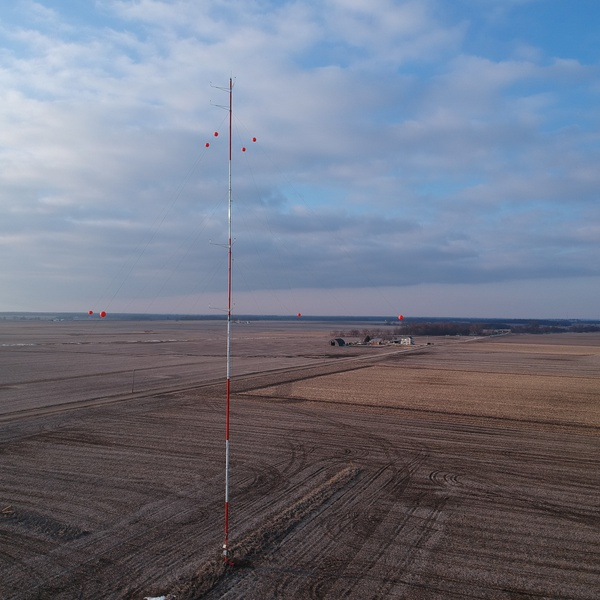 Meteorological Tower Inspection