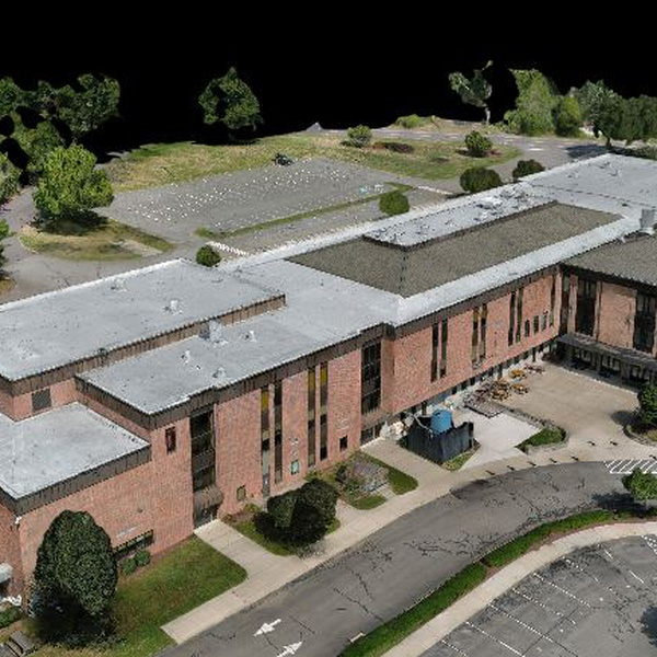 3D mapping of High School