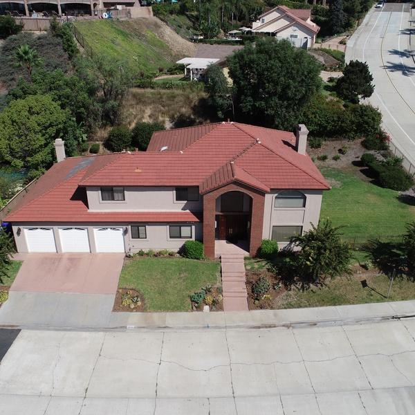 Real Estate Aerial Sample