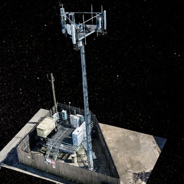 3D model Telecom