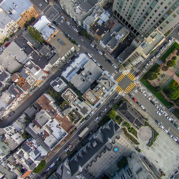 Seasoned Aerial Photographer