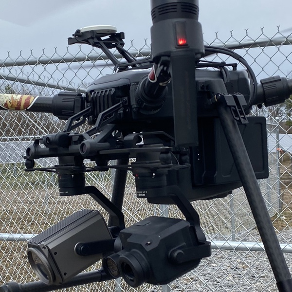 COMMERCIAL UAV THERMAL IMAGING INSPECTIONS