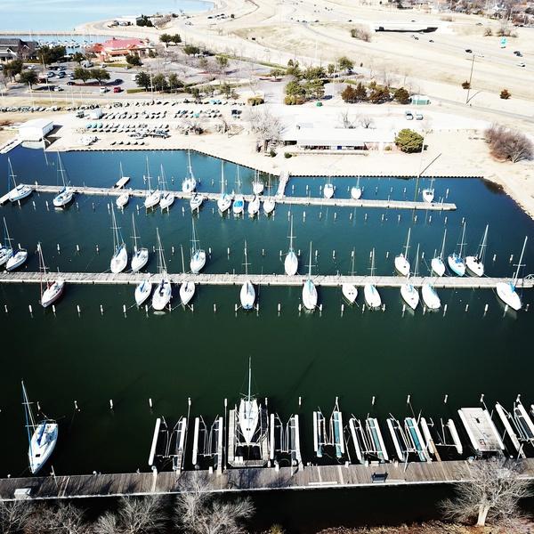 Lake Hefner Dock