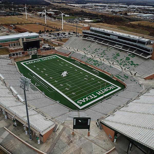 North Texas Stadium