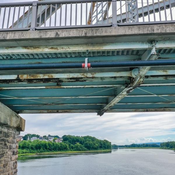 Bridge Pipeline Inspection
