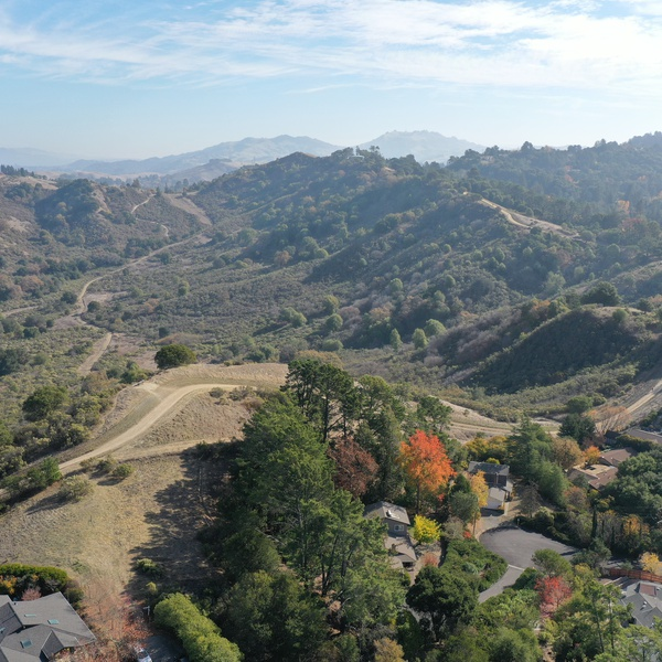 Land Property for Listing Aerial Video of Surrounding Area