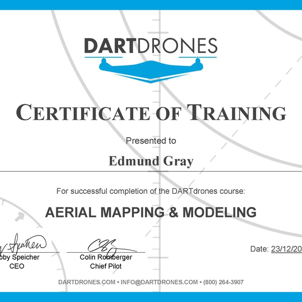 Certified Mapping