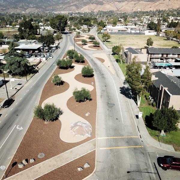 New City parkway, San Bernardino, CA