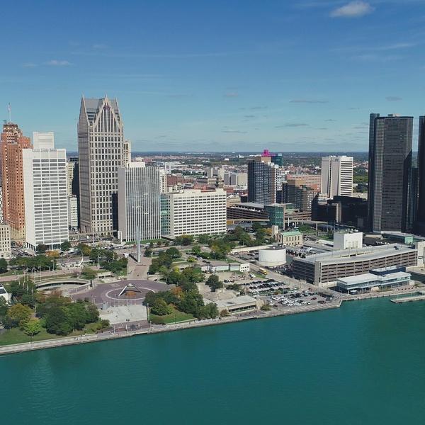 Detroit Riverfront
