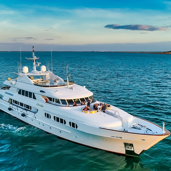 Aerial Yacht