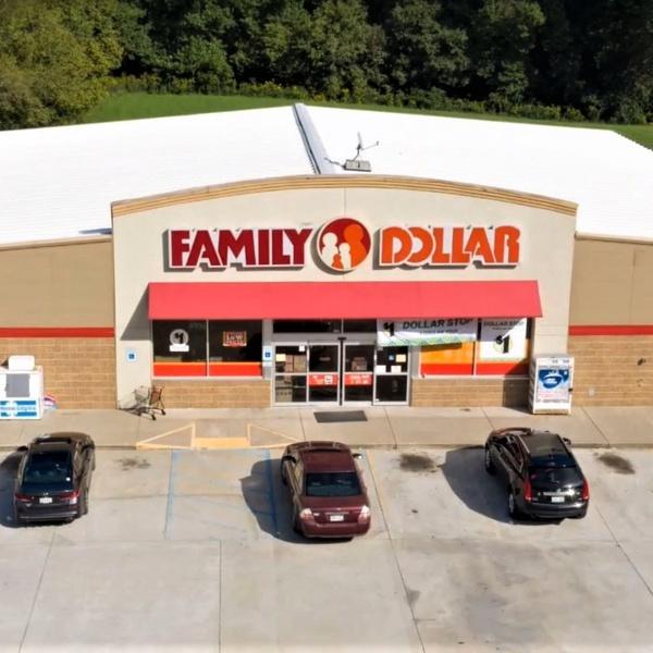 Family Dollar-Branchland, WV