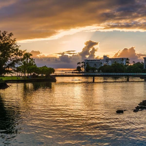 Hilo Bay Sunrise