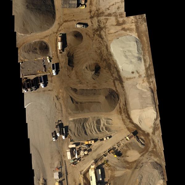 Quarry Stockpile Assessment