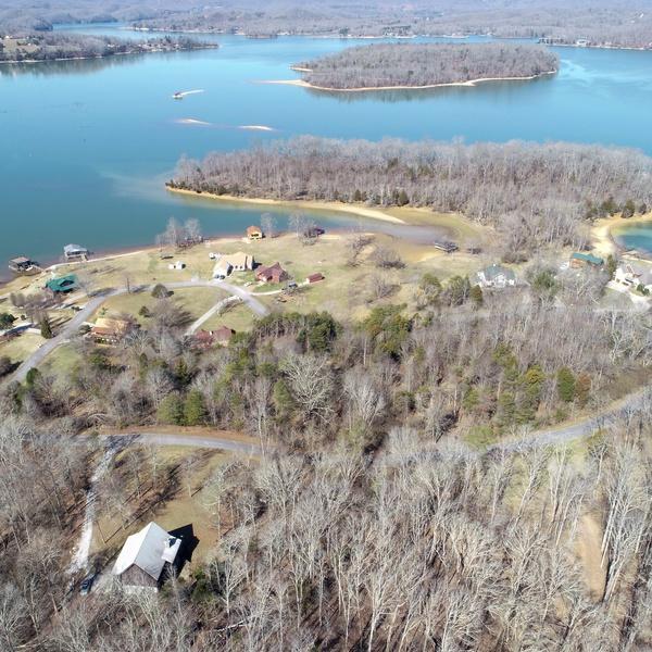 Watts Bar Lake TN Lake view