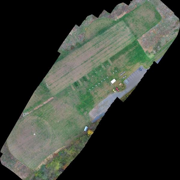 AMA air field map