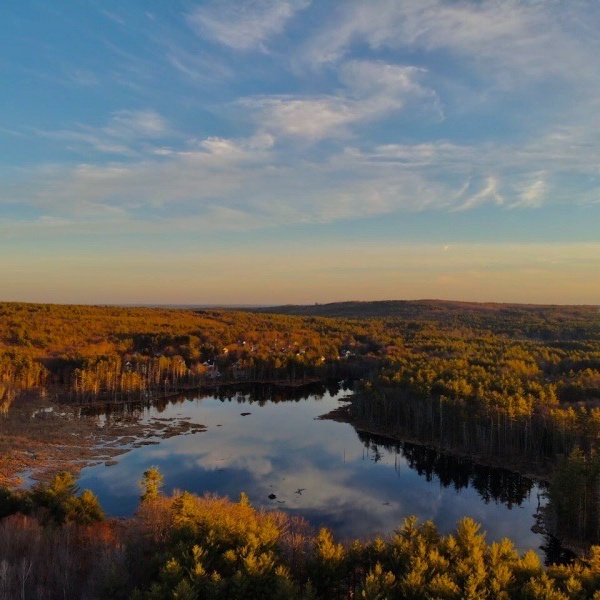Lake in Goffstown, NH
