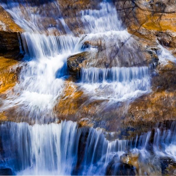 Waterfall HDR Nature Scenic