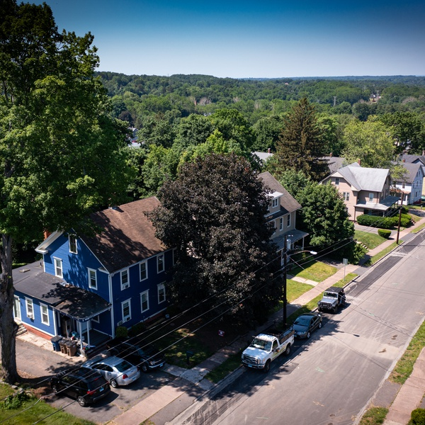 Real estate photography in Vernon, CT