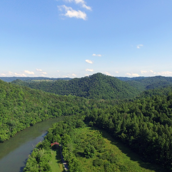 Kyles Ford, Clinch River