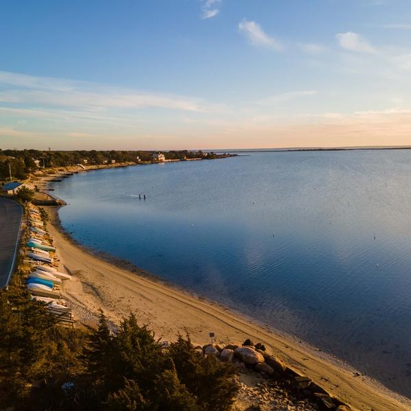 Waquoit Bay, Mashpee, Cape Cod, MA