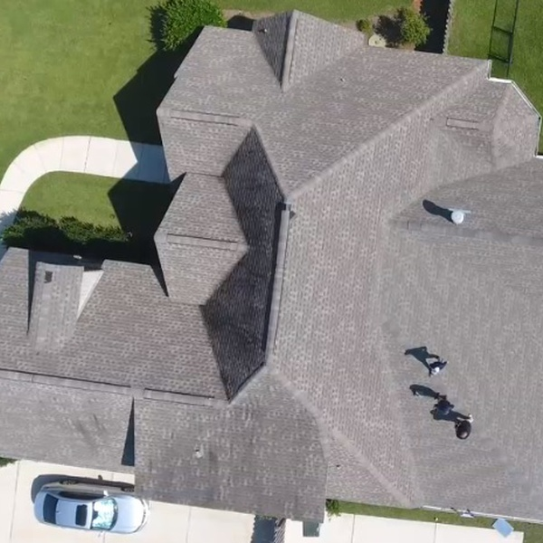 Daphanie AL roof inspection