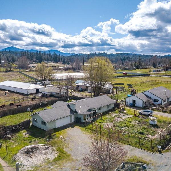 Ranch Property Oblique