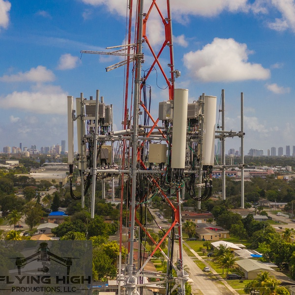 Tower Inspections - with Zoom Lense