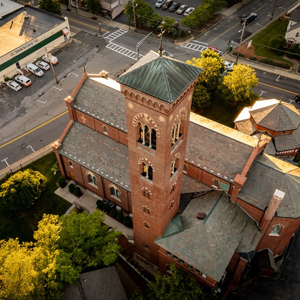 St. Patricks Parish - Perspective