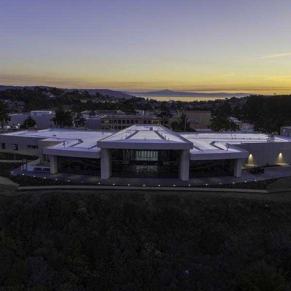 Skyline College Environmental Science Building