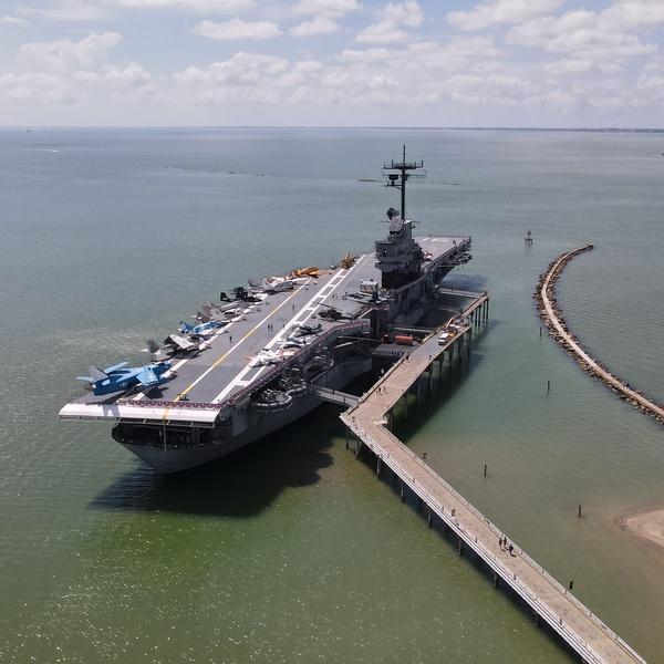 USS Lexington 2