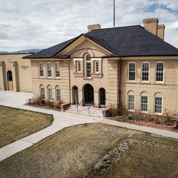 Old Castle Dale Museum