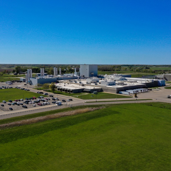 Dairy Plant in Coopersville, MI