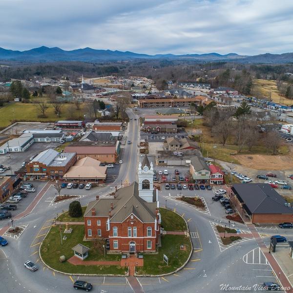 Downtown Blairsville