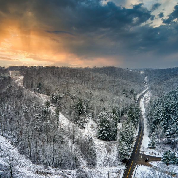 Landscape Edit Example