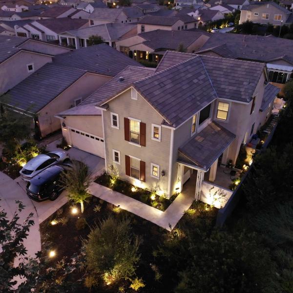 Evening Home 3