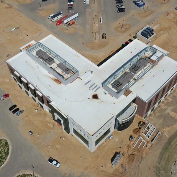 New construction, Kalamazoo