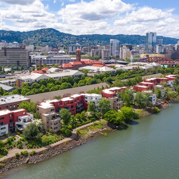 Waterfront, Portland