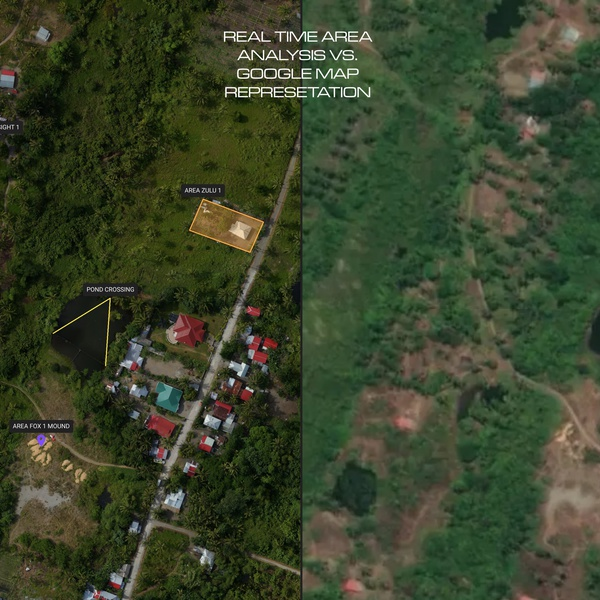 Large Area Survey / Mapping - Disaster Relief