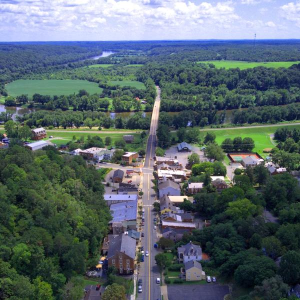 Landscape and estate views
