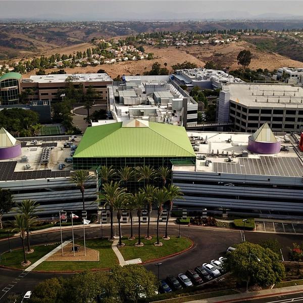 Office park, UTC, San Diego, CA