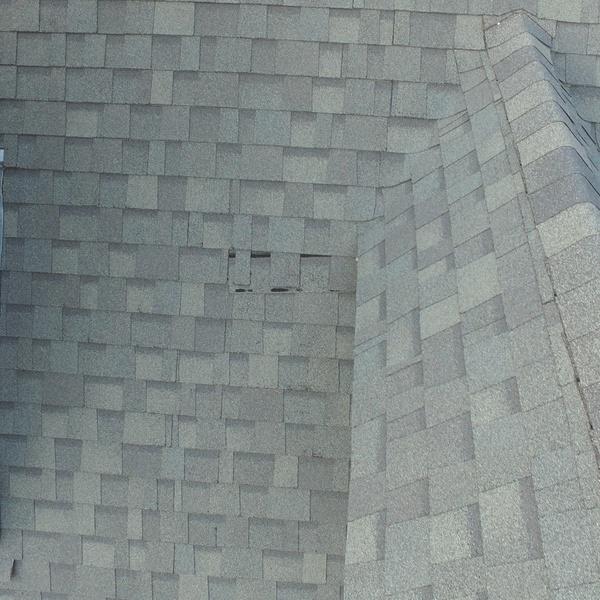 Roof warranty inspection Lot#274