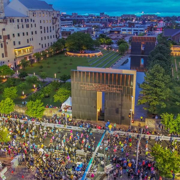 2017 OKC Memorial Marathon
