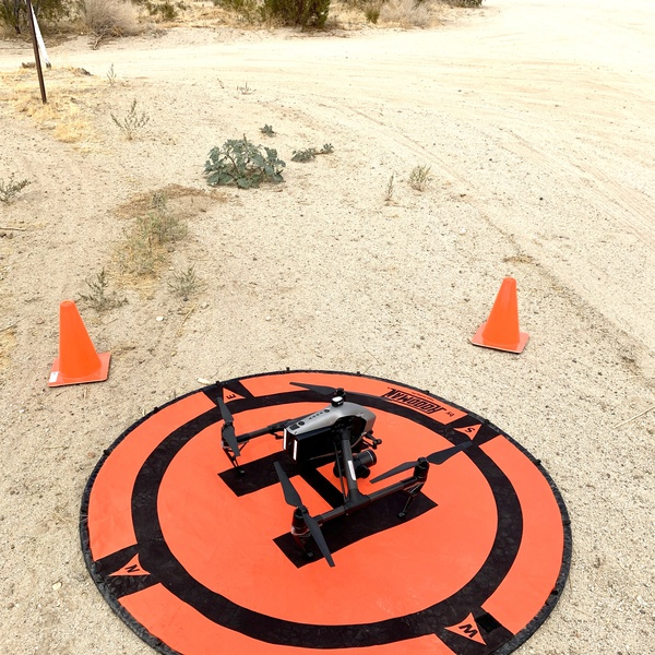 On site with the Inspire 2 and X7 - 50mm lens combo for power line inspections