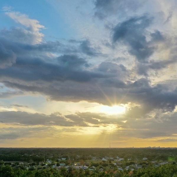 East Orlando Sunset