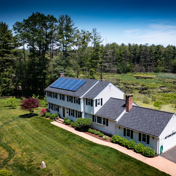 Real estate photography in West Simsbury, CT