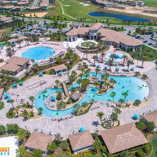 Commercial Real Estate Drone Sarasota