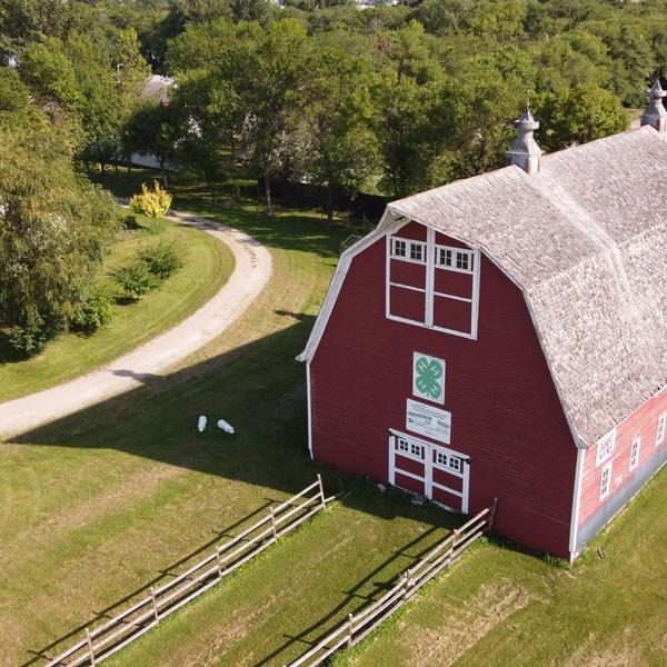 Heritage Village Photoshoot Barn 1